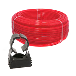 Suspended Pipe Radiant Heat Packages