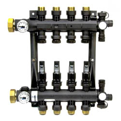Uponor (Wirsbo) EP Radiant Heat Manifolds