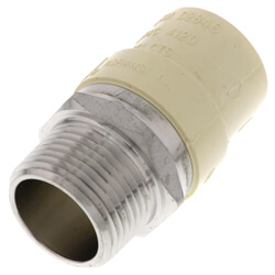 Stainless Steel Male Adapters