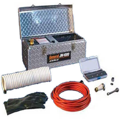 Water Jet Drain Cleaners