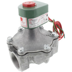 Combustion Solenoid Valves