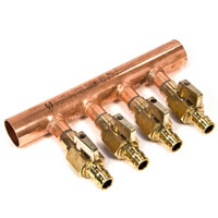 ProPEX Copper Manifolds