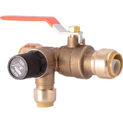 Thermal Expansion Relief Valves