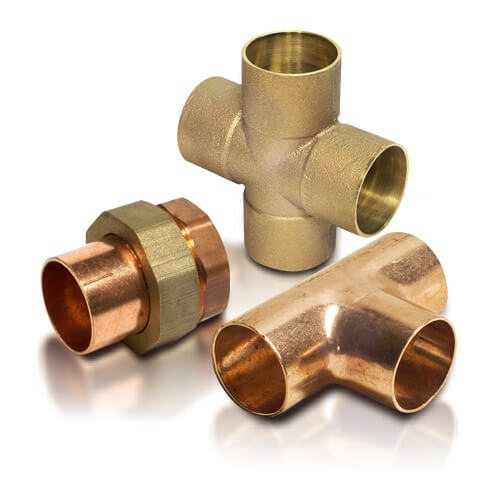 All Copper Fittings