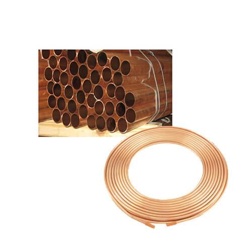 All Copper Tubing