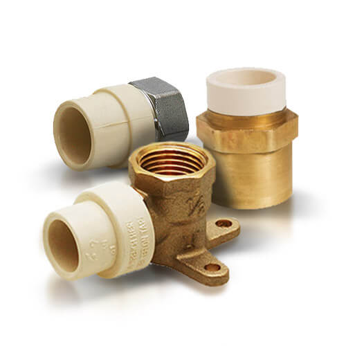 All CPVC Transition Fittings