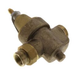 "LFN55BU-M1 - 1/2"" NPT Union x NPT Fem. Water Pressure Reducing Valve Product Image"