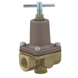 """1/4"""" LF26A Small Water Pressure Regulator,<br>Lead Free Product Image"""