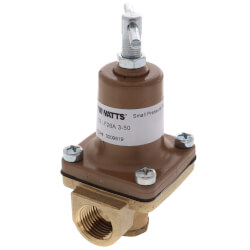 """1/2"""" LF26A Small Water Pressure Regulator, Lead Free Product Image"""