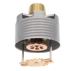 RC-RES Flat Concealed Sprinkler (SS8464), Pendent, 4.9K, 205°F - Head Only Product Image
