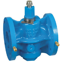 """2-1/2"""" CSM-81 Flow Monitor (Flanged) Product Image"""