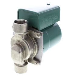 """006 (3/4"""" Threaded) Stainless Steel Circulator 1/40 HP Product Image"""