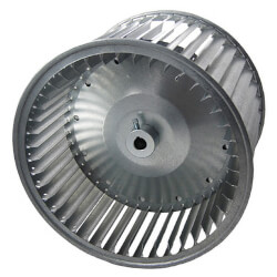 """12-5/8"""" Double Inlet Blower Wheel with A Series Belt Drive (1"""" Bore) Product Image"""