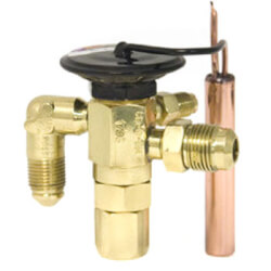 """1/4"""" x 1/2"""" SAE C-AA-JW Thermal Expansion Valve (1/6 to 1/4 Tons) Product Image"""