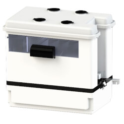 SaniCONDENS Best Condensate Pump w/ Built-in Neutralizer (White) Product Image