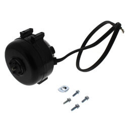 5 Watt Cast Iron Totally Enclosed SP Unit Bearing Fan Motor, CW (115V) Product Image