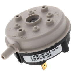 """Pressure Switch (0.37"""" WC) Product Image"""