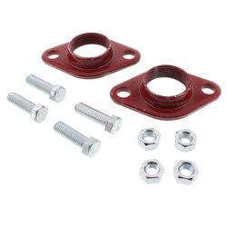 "1-1/4"" Bell & Gossett<br>Iron Body Pump Flange (pair) Product Image"