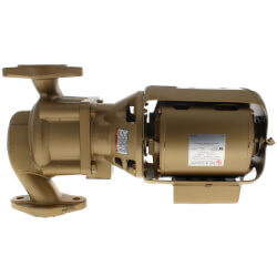 1/6 HP, HV BNFI Bronze Circulator Pump<br>Lead Free Product Image
