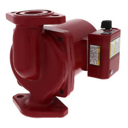 1/6 HP, NRF-36 3-Speed Circulator Pump Product Image