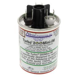 2.5 - 15 MFD Turbo 200 Mini Universal Capacitor (370/440V) Product Image