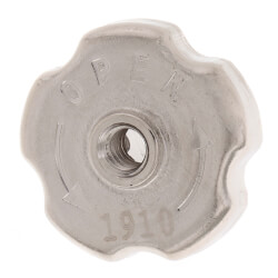 Hand Wheel for Fusible Valves, 165&degF (Silver) Product Image