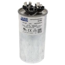 45/5 MFD Round Run Capacitor (440V) Product Image