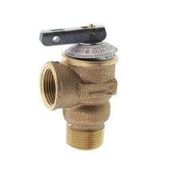 "3/4"" FWL-2 Pressure Relief Valve (150 PSI) Product Image"