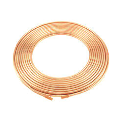 """1/4"""" x 60' Type L<br>Copper Tubing Coil Product Image"""