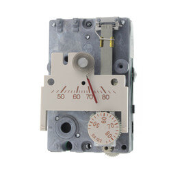 1-Pipe, DA, 1 Setpoint 1 Output, (45°F to 85°F) Pneumatic Thermostat Product Image