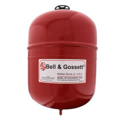 HFT-30, Hydronic Heating Expansion Tank<br>(4.4 Gallon) Product Image