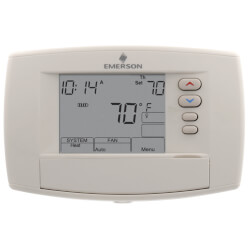 7-Day or 5+1+1 Day Programmable/Non-Prog. Thermostat, 24V or mV Product Image