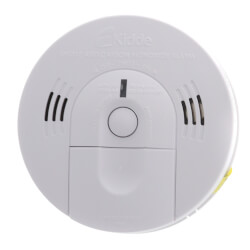 KN-COSM-IBA Hardwired Ionization Smoke and Carbon Monoxide Alarm (120v) w/ AA Battery Backup Product Image
