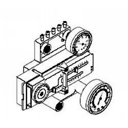 Direct Acting Pneumodular Receiver Controller<br>w/ no gauges Product Image