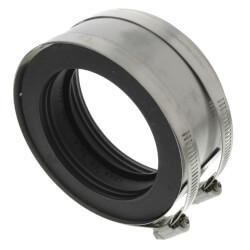 "4"" x 3"" ProFlex Shielded Coupling (PVC, St., XH C. Irn. to PVC, St., XH C. Irn.) Product Image"