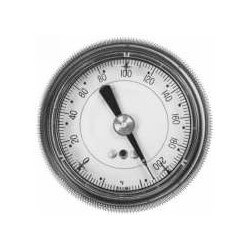 """1-1/2"""" Receiver Gauge (0 to 200F) Product Image"""