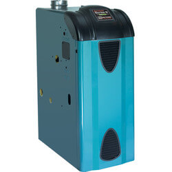 305 102,000 BTU Output, Electronic Ignition, 5 Section Gas Fired Cast Iron Boiler (NG) Product Image