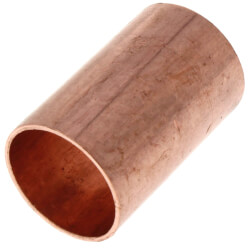 """1"""" Copper Coupling Product Image"""