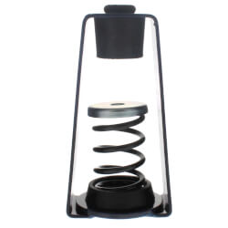 30° Swing Black Spring and LDS Hanger <br>(76 lbs Capacity) Product Image