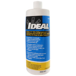Wire Pulling Lubricant, Yellow 77, Wax-Based<br>1 Quart Squeeze Bottle Product Image