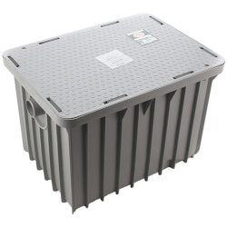 """40lb. 20 gpm Grease Trap (2"""" Connection) Product Image"""