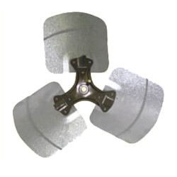 """24"""" 3 Wing CW Heavy Duty Condenser Fan Blade (26°) Product Image"""