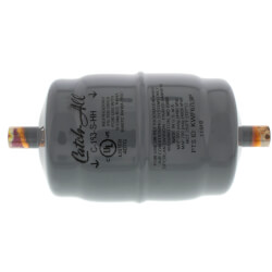 """C-163-S-HH 3/8"""" ODF Solder Liquid Line Filter Drier (16 Cubic Inches) Product Image"""