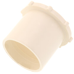 """1"""" CTS CPVC<br>Transition Bushing<br>(IPS Spigot x CTS Socket) Product Image"""