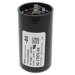 88/106 MFD Round Start Capacitor (330V) Product Image