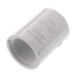"1"" PVC Sch. 40<br>Coupling (FIPT) Product Image"