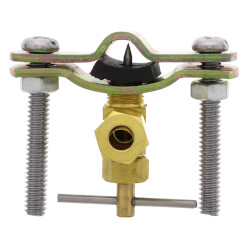 Self-Tapping Saddle Valve (Lead Free) Product Image