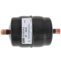 """3/8"""" ODF Sweat BF083S Bi-Flow Liquid Line Filter-Drier (8 Cubic Inches) Product Image"""