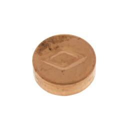 "3/4"" Copper DWV Test Cap Product Image"