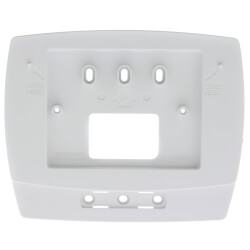 Adapter Plate for Fan Coil Thermostats<br>Series TB6575/TB8575 Product Image